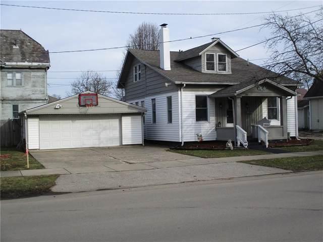 39 S Ohio Street, Martinsville, IN 46151 (MLS #21768490) :: Dean Wagner Realtors