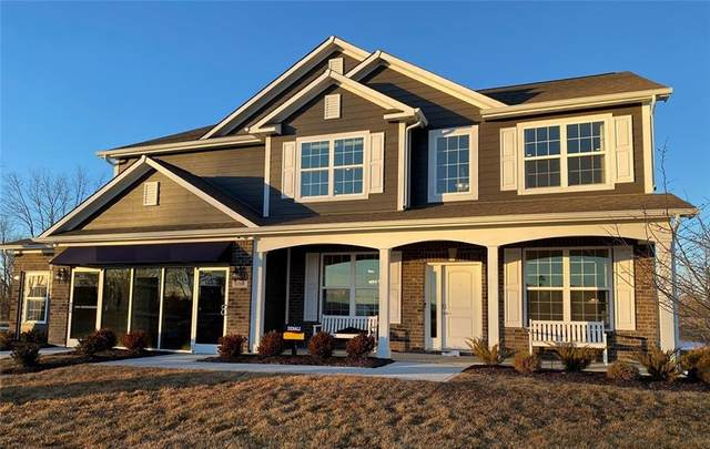 6780 Jenkins Lane, Plainfield, IN 46168 (MLS #21768491) :: The Indy Property Source
