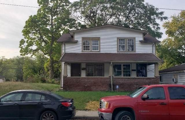 1011 W 29th Street, Indianapolis, IN 46208 (MLS #21768492) :: The Indy Property Source