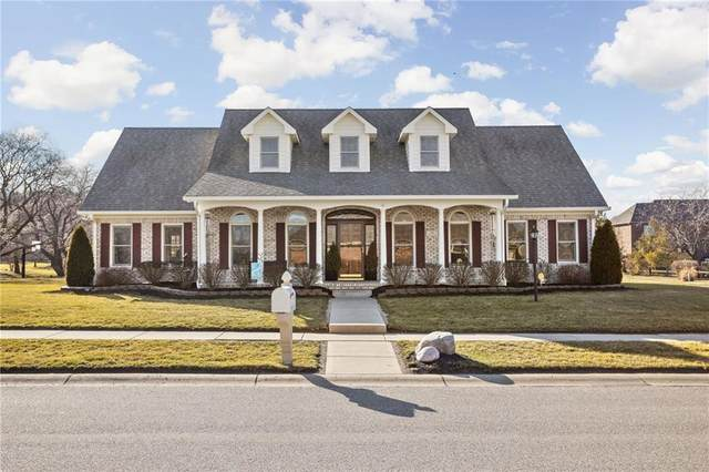 7502 Donegal Drive, Indianapolis, IN 46217 (MLS #21768499) :: Anthony Robinson & AMR Real Estate Group LLC