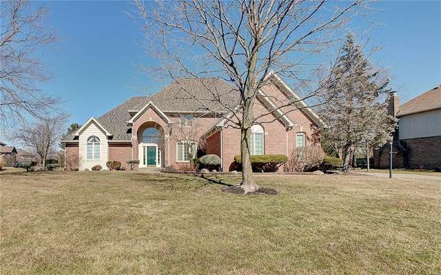 5536 Dover Drive, Carmel, IN 46033 (MLS #21768501) :: The Indy Property Source