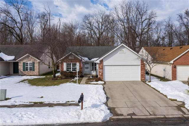 10330 Steambrook Drive, Fishers, IN 46038 (MLS #21768503) :: The ORR Home Selling Team