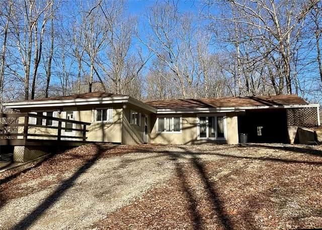 3607 Helmsburg Road, Nashville, IN 47448 (MLS #21768513) :: The ORR Home Selling Team