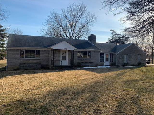 10635 E Edgewood Avenue, Indianapolis, IN 46239 (MLS #21768521) :: Ferris Property Group