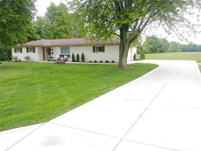 4250 S 350 E, Middletown, IN 47356 (MLS #21768535) :: RE/MAX Legacy