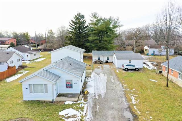 4946 Camden Street, Indianapolis, IN 46227 (MLS #21768537) :: Mike Price Realty Team - RE/MAX Centerstone