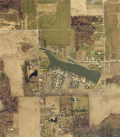 2751 N 1000 E, Seymour, IN 47274 (MLS #21768544) :: The Indy Property Source