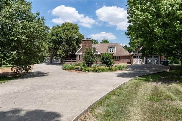 4444 W 126 Street, Zionsville, IN 46077 (MLS #21768545) :: The Indy Property Source