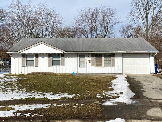 8326 Aspen Court, Indianapolis, IN 46226 (MLS #21768556) :: The Indy Property Source