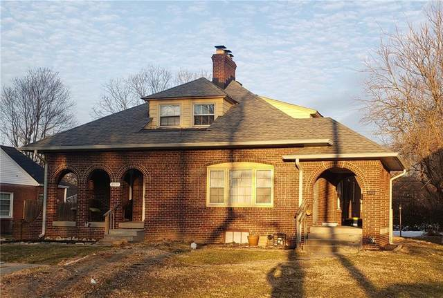 4925 Graceland Avenue, Indianapolis, IN 46208 (MLS #21768574) :: Heard Real Estate Team | eXp Realty, LLC