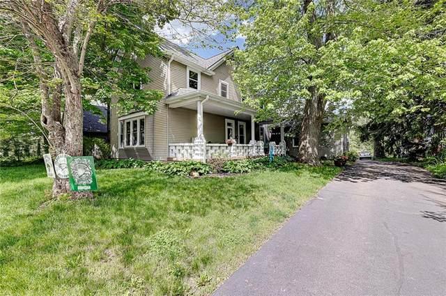 625 N Elm Street, Zionsville, IN 46077 (MLS #21768581) :: Heard Real Estate Team | eXp Realty, LLC