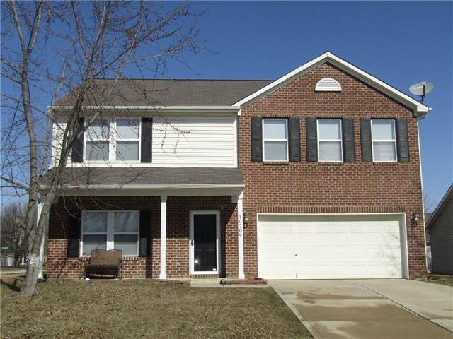 10786 Running Brook Road, Indianapolis, IN 46234 (MLS #21768585) :: Anthony Robinson & AMR Real Estate Group LLC