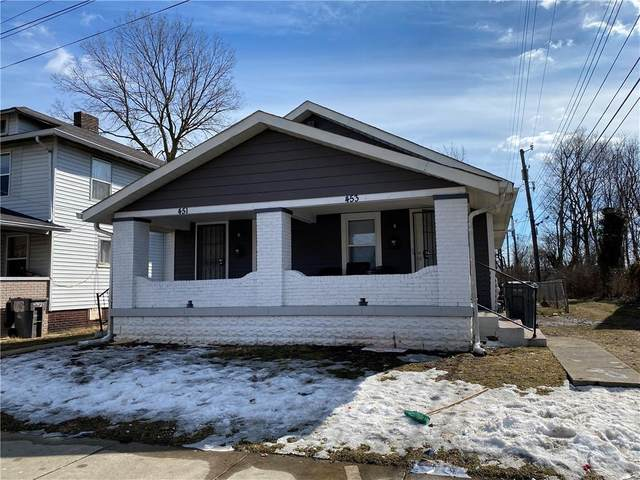 451 W 28th Street, Indianapolis, IN 46208 (MLS #21768611) :: RE/MAX Legacy