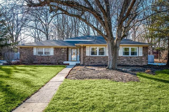 7120 Fulham Drive, Indianapolis, IN 46250 (MLS #21768617) :: Pennington Realty Team