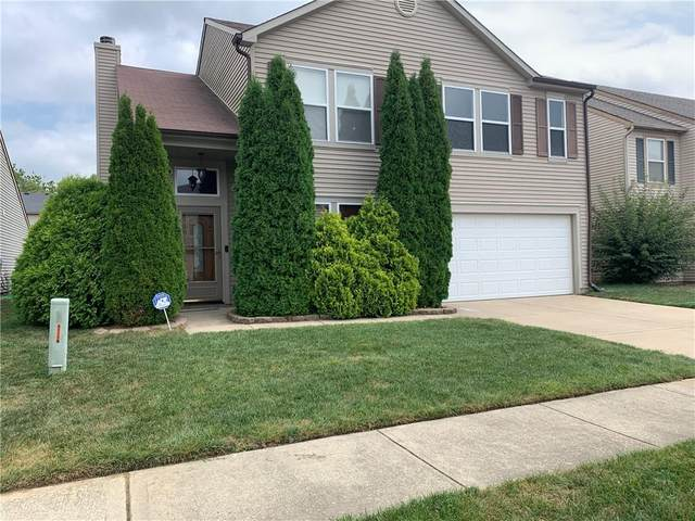 5111 Whisenand Drive, Indianapolis, IN 46254 (MLS #21768621) :: The Indy Property Source