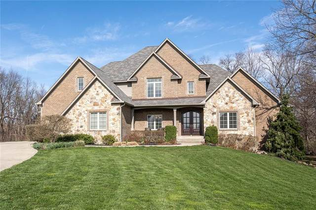 415 Foxboro Drive, Avon, IN 46123 (MLS #21768622) :: Richwine Elite Group