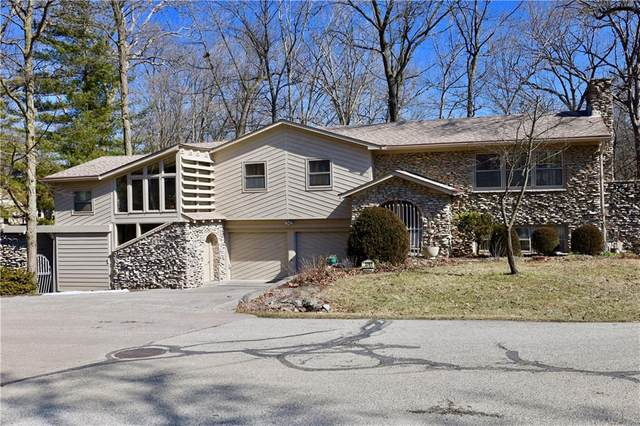 3791 N Foxcliff Drive W, Martinsville, IN 46151 (MLS #21768626) :: Ferris Property Group