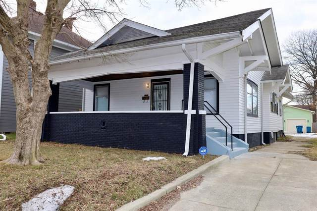 4810 N College Avenue, Indianapolis, IN 46205 (MLS #21768645) :: Mike Price Realty Team - RE/MAX Centerstone