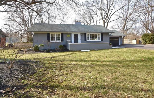 6226 N Parker Avenue, Indianapolis, IN 46220 (MLS #21768658) :: Ferris Property Group