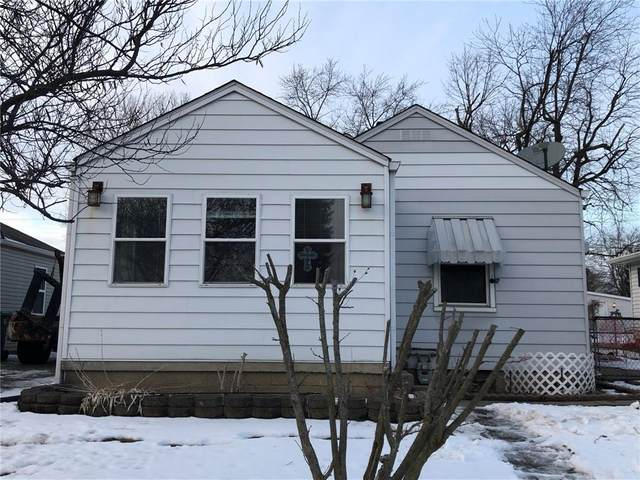2342 E Legrande Avenue, Indianapolis, IN 46203 (MLS #21768663) :: Heard Real Estate Team | eXp Realty, LLC