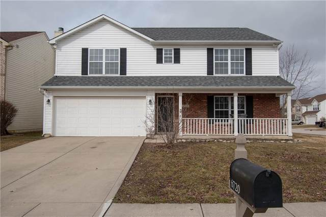 6720 Southern Cross Drive, Indianapolis, IN 46237 (MLS #21768668) :: Heard Real Estate Team | eXp Realty, LLC