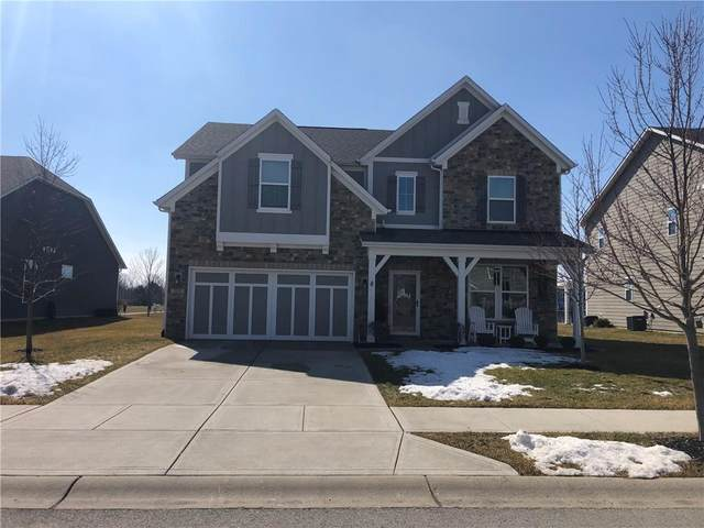 755 Canberra, Westfield, IN 46074 (MLS #21768673) :: Mike Price Realty Team - RE/MAX Centerstone