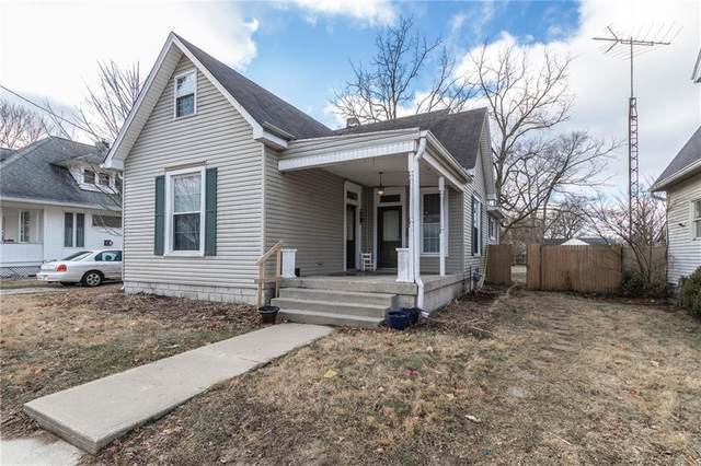 213 E College Avenue, Brownsburg, IN 46112 (MLS #21768676) :: Dean Wagner Realtors