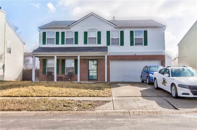 8793 Story Drive, Camby, IN 46113 (MLS #21768677) :: Ferris Property Group