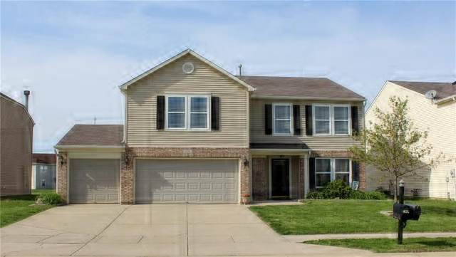 8338 Ingalls Way, Camby, IN 46113 (MLS #21768687) :: The Indy Property Source