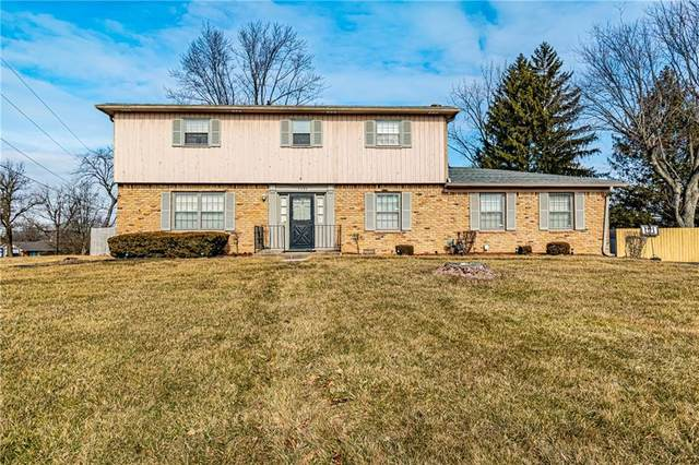 5460 Wiley Avenue, Indianapolis, IN 46226 (MLS #21768691) :: Mike Price Realty Team - RE/MAX Centerstone