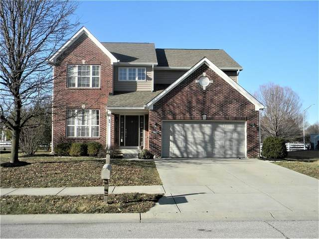 5708 Yorktown Road, Plainfield, IN 46168 (MLS #21768700) :: Anthony Robinson & AMR Real Estate Group LLC