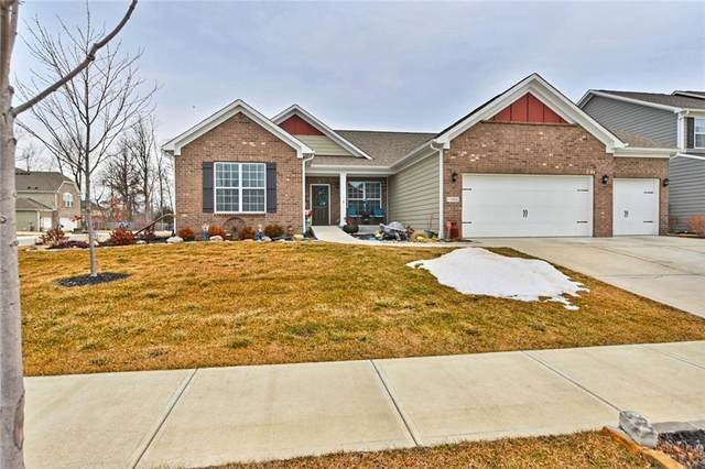 15084 Gallop Lane, Fishers, IN 46040 (MLS #21768704) :: Ferris Property Group