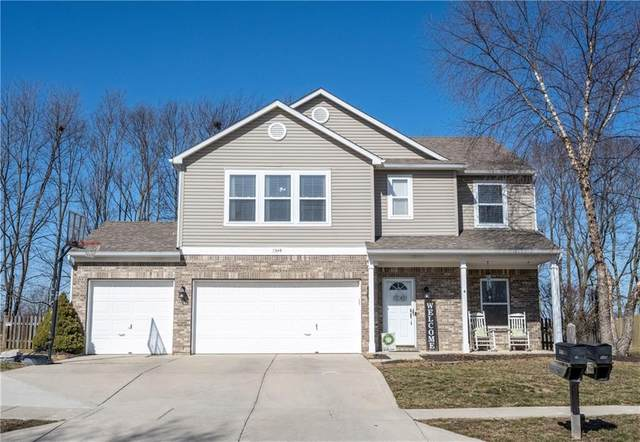 5348 Portman Drive, Noblesville, IN 46062 (MLS #21768709) :: Heard Real Estate Team | eXp Realty, LLC
