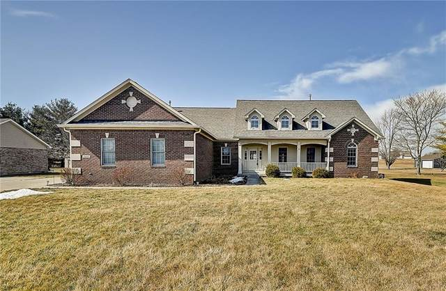 5420 N Carroll Road, Indianapolis, IN 46235 (MLS #21768719) :: Heard Real Estate Team   eXp Realty, LLC