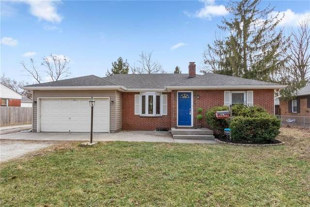 5911 E 21ST Street, Indianapolis, IN 46218 (MLS #21768728) :: Anthony Robinson & AMR Real Estate Group LLC