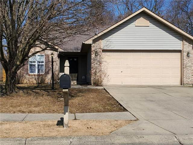 3452 W 54th Street, Indianapolis, IN 46228 (MLS #21768731) :: Anthony Robinson & AMR Real Estate Group LLC