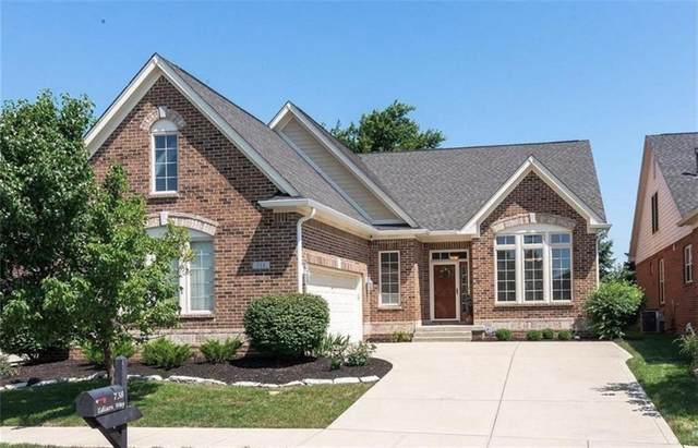738 Edison Way, Carmel, IN 46032 (MLS #21768739) :: Realty ONE Group Dream