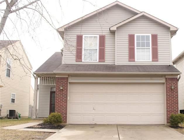 10343 Kensil Street, Indianapolis, IN 46236 (MLS #21768754) :: Heard Real Estate Team   eXp Realty, LLC