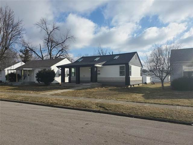 2037 Fisher Avenue, Speedway, IN 46224 (MLS #21768760) :: Mike Price Realty Team - RE/MAX Centerstone