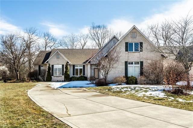 3511 Inverness Boulevard, Carmel, IN 46032 (MLS #21768768) :: The Evelo Team