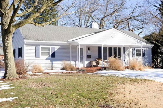 6207 N Meridian Street, Indianapolis, IN 46260 (MLS #21768769) :: Anthony Robinson & AMR Real Estate Group LLC