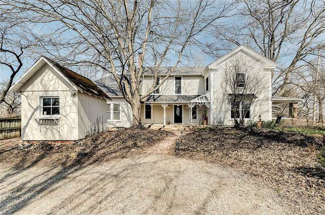 6020 Moller Road, Indianapolis, IN 46254 (MLS #21768778) :: Ferris Property Group