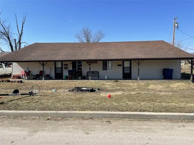 525 S 9th Street, West Terre Haute, IN 47885 (MLS #21768788) :: Realty ONE Group Dream