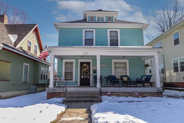 135 S Ritter Avenue, Indianapolis, IN 46219 (MLS #21768790) :: Anthony Robinson & AMR Real Estate Group LLC