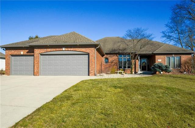 2667 Forest Hills Boulevard, Greenwood, IN 46143 (MLS #21768792) :: Anthony Robinson & AMR Real Estate Group LLC