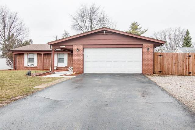2544 Union Street, Columbus, IN 47201 (MLS #21768796) :: Mike Price Realty Team - RE/MAX Centerstone