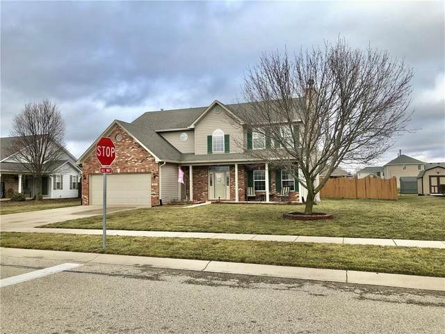 932 Virgo Drive, Franklin, IN 46131 (MLS #21768805) :: Heard Real Estate Team | eXp Realty, LLC