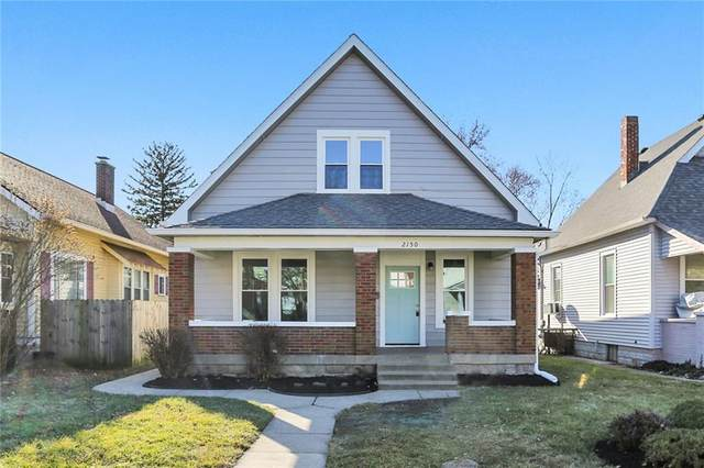 2150 S Garfield Drive, Indianapolis, IN 46203 (MLS #21768853) :: RE/MAX Legacy