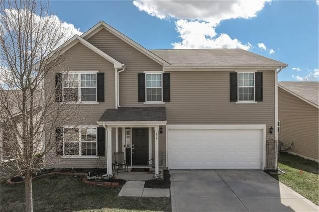 839 Stonehurst Drive, Franklin, IN 46131 (MLS #21768856) :: Heard Real Estate Team | eXp Realty, LLC