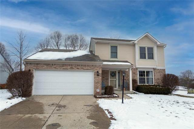 6037 Macbeth Way, Indianapolis, IN 46254 (MLS #21768867) :: Heard Real Estate Team | eXp Realty, LLC